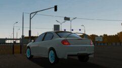 2005 Dodge Neon SRT4 (1.5.9) - City Car Driving мод (изображение 3)