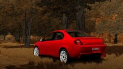 2005 Dodge Neon SRT4 (1.5.9) - City Car Driving мод (изображение 4)