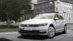 2016 Volkswagen Passat Wagon R-Line (1.5.9) - City Car Driving мод