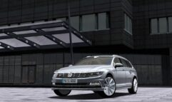 2016 Volkswagen Passat Wagon R-Line (1.5.9) - City Car Driving мод (изображение 7)