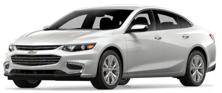 2017 Chevrolet Malibu (1.5.9) - City Car Driving мод