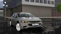 2017 Chevrolet Malibu (1.5.9) - City Car Driving мод (изображение 4)