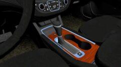 2017 Chevrolet Malibu (1.5.9) - City Car Driving мод (изображение 6)