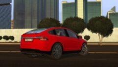 2017 Tesla Model X (1.5.9) - City Car Driving мод