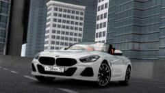 2019 BMW Z4 M40i (1.5.9) - City Car Driving мод