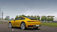 2019 Porsche 911 Carrera S (992) (1.5.9) - City Car Driving мод (изображение 2)