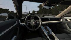 2019 Porsche 911 Carrera S (992) (1.5.9) - City Car Driving мод (изображение 6)