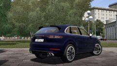 2019 Porsche Cayenne Turbo (1.5.9) - City Car Driving мод (изображение 2)