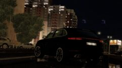 2019 Porsche Cayenne Turbo (1.5.9) - City Car Driving мод (изображение 6)