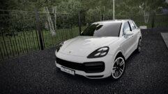 2019 Porsche Cayenne Turbo (1.5.9) - City Car Driving мод (изображение 9)