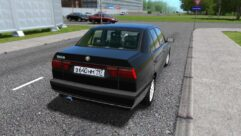 Alfa Romeo 155 (1.5.9) - City Car Driving мод (изображение 3)