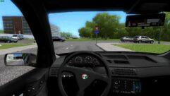 Alfa Romeo 155 (1.5.9) - City Car Driving мод (изображение 4)