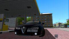 Alfa Romeo Brera 2009 (1.5.9) - City Car Driving мод (изображение 3)