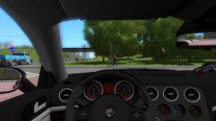 Alfa Romeo Brera 2009 (1.5.9) - City Car Driving мод (изображение 5)