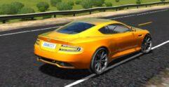 Aston Martin Virage (1.5.9) - City Car Driving мод