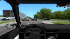 Audi 80 B2 (1.5.9) - City Car Driving мод (изображение 4)