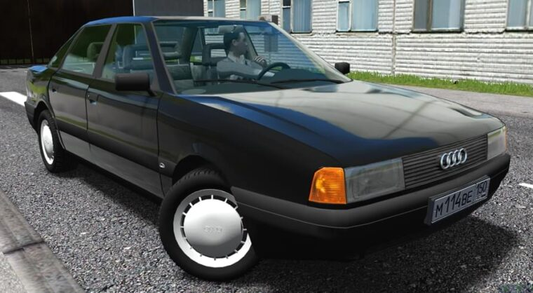 Audi 80 B3 (1.5.9) - City Car Driving мод