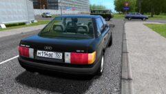 Audi 80 B3 (1.5.9) - City Car Driving мод (изображение 3)