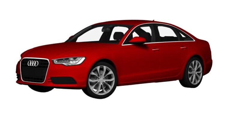 Audi A6 2.0 TFSI (1.5.9) - City Car Driving мод