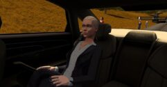 Audi A8 4.0 TFSI Quattro 2018 (1.5.9) - City Car Driving мод (изображение 5)