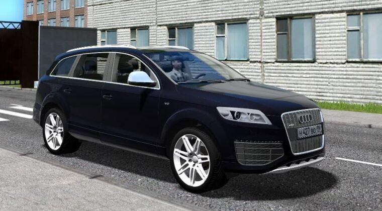 Audi Q7 (1.5.9) - City Car Driving мод