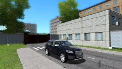 Audi Q7 (1.5.9) - City Car Driving мод (изображение 2)