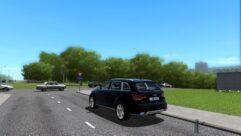 Audi Q7 (1.5.9) - City Car Driving мод (изображение 3)