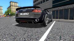 Audi R8 GT Spyder (1.5.9) - City Car Driving мод (изображение 3)
