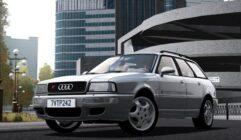 Audi RS2 Avant 1995 (1.5.9) - City Car Driving мод (изображение 2)