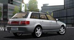 Audi RS2 Avant 1995 (1.5.9) - City Car Driving мод (изображение 3)