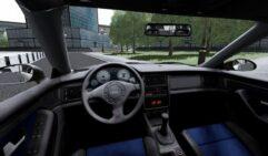 Audi RS2 Avant 1995 (1.5.9) - City Car Driving мод (изображение 4)