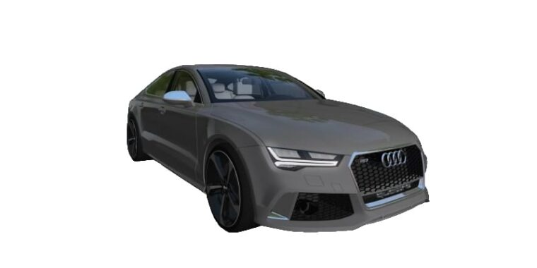Audi RS 7 (1.5.9) - City Car Driving мод
