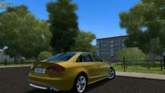 Audi S4 2010 (1.5.9) - City Car Driving мод (изображение 3)