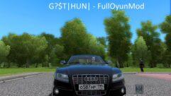 Audi S5 2007 (устаревшая версия) (1.5.9) - City Car Driving мод (изображение 2)