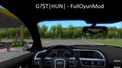 Audi S5 2007 (устаревшая версия) (1.5.9) - City Car Driving мод (изображение 4)