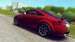 Audi TT (1.5.9) - City Car Driving мод (изображение 3)