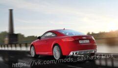 Audi TT RS (1.5.9) - City Car Driving мод (изображение 2)