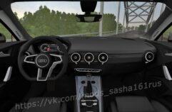 Audi TT RS (1.5.9) - City Car Driving мод (изображение 3)