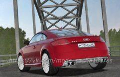 Audi TT RS (1.5.9) - City Car Driving мод (изображение 4)