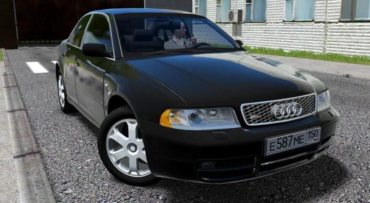 Audi S4 (1.5.9) - City Car Driving мод