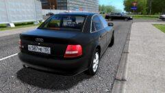 Audi S4 (1.5.9) - City Car Driving мод (изображение 3)
