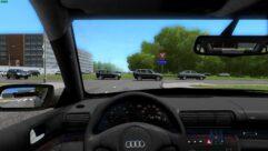 Audi S4 (1.5.9) - City Car Driving мод (изображение 4)