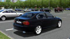 BMW 3 E90 (1.5.9) - City Car Driving мод (изображение 3)