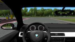 BMW 3 E90 (1.5.9) - City Car Driving мод (изображение 4)