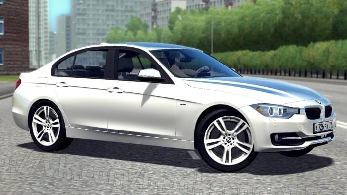 BMW 335i F30 (1.5.9) - City Car Driving мод