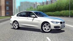 BMW 335i F30 (1.5.9) - City Car Driving мод (изображение 2)
