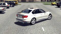 BMW 335i F30 (1.5.9) - City Car Driving мод (изображение 3)