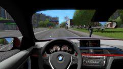 BMW 335i F30 (1.5.9) - City Car Driving мод (изображение 5)