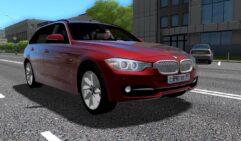 BMW 335i F31 (1.5.9) - City Car Driving мод (изображение 3)