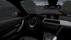 BMW 335i F31 (1.5.9) - City Car Driving мод (изображение 4)
